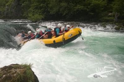 Una Unique Rafting