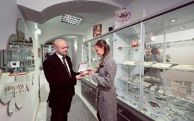 Crystals & Pearls - Zlatarna Šehić