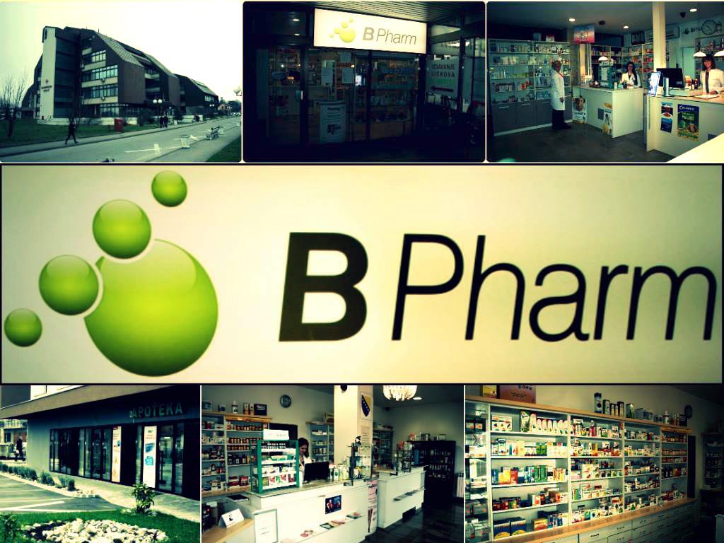 Apoteka B Pharm