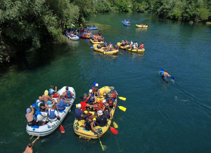 Kreni na rafting avanturu