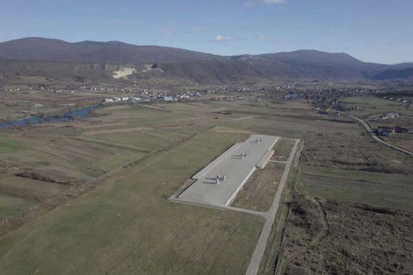 Ispituje se zemljište gdje je planirana gradnja aerodroma u Bihaću
