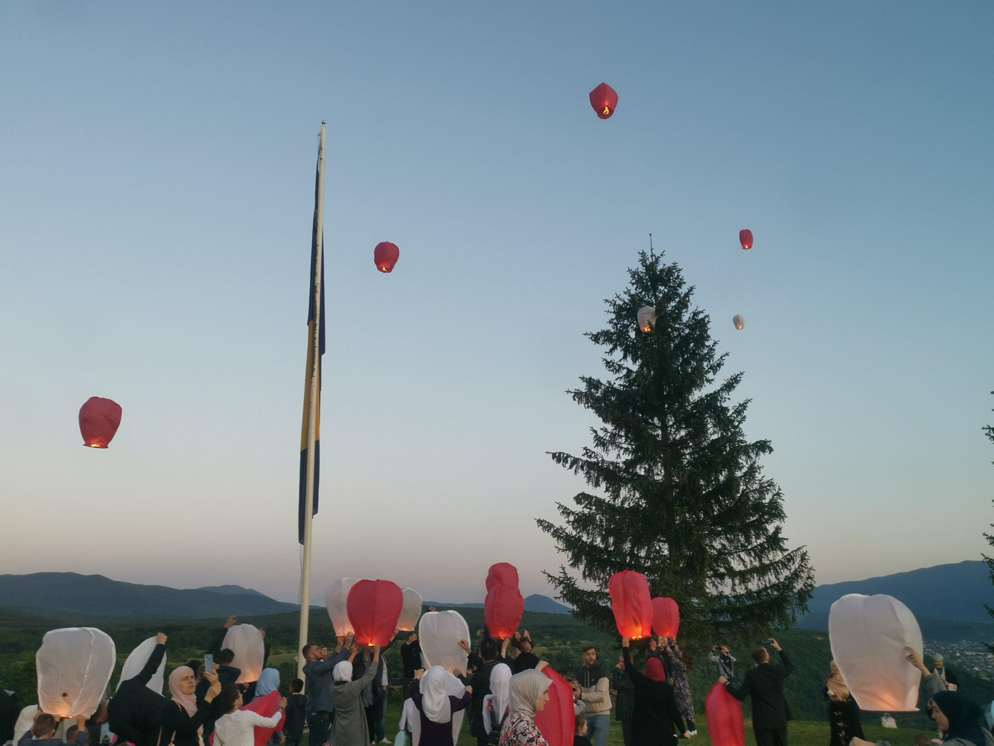 TZ Bihać zajedno sa Medžlisom IZ-e je obilježila ovogodišnji Ramazanski Bajram
