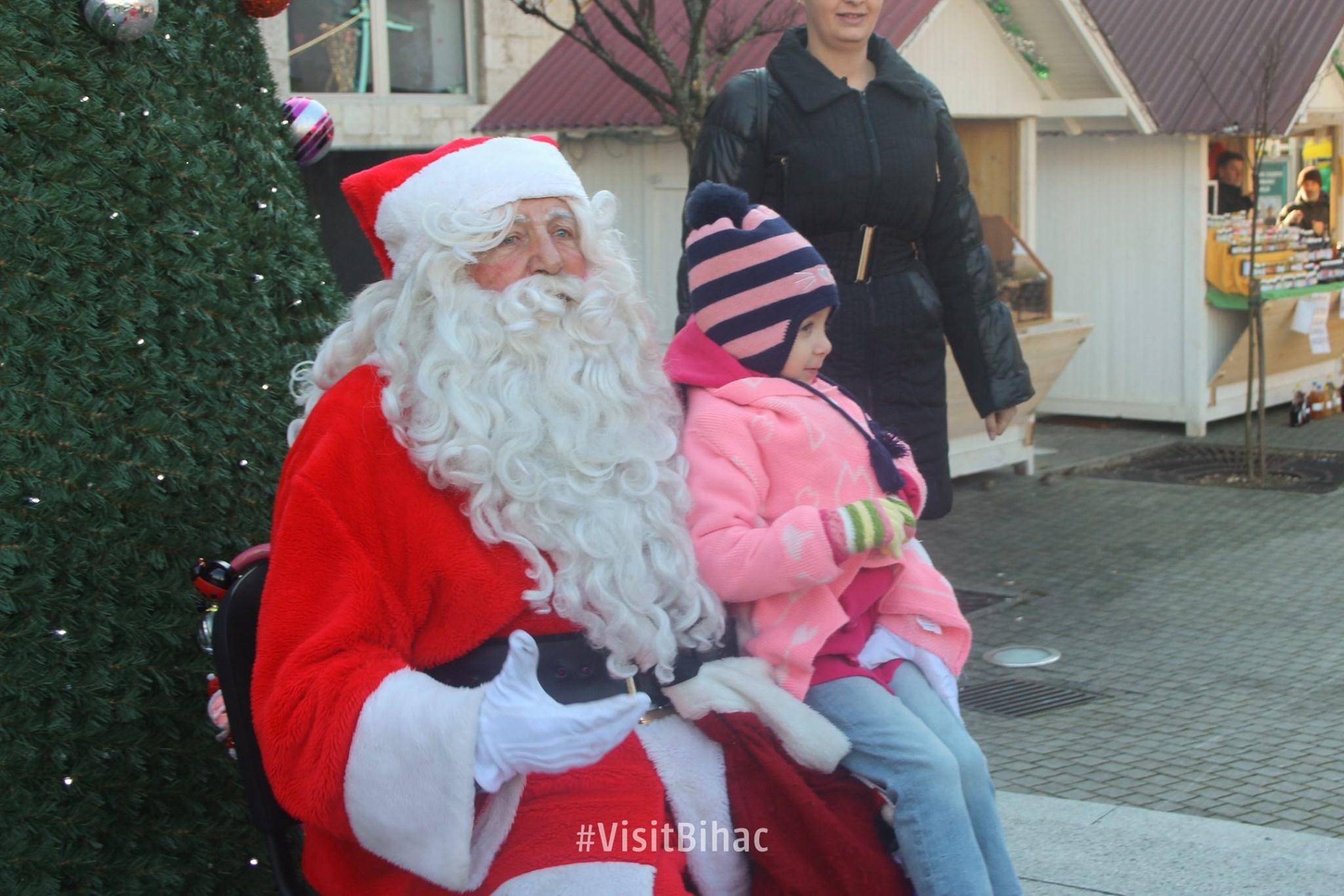 Dječija Nova godina u Bihaću