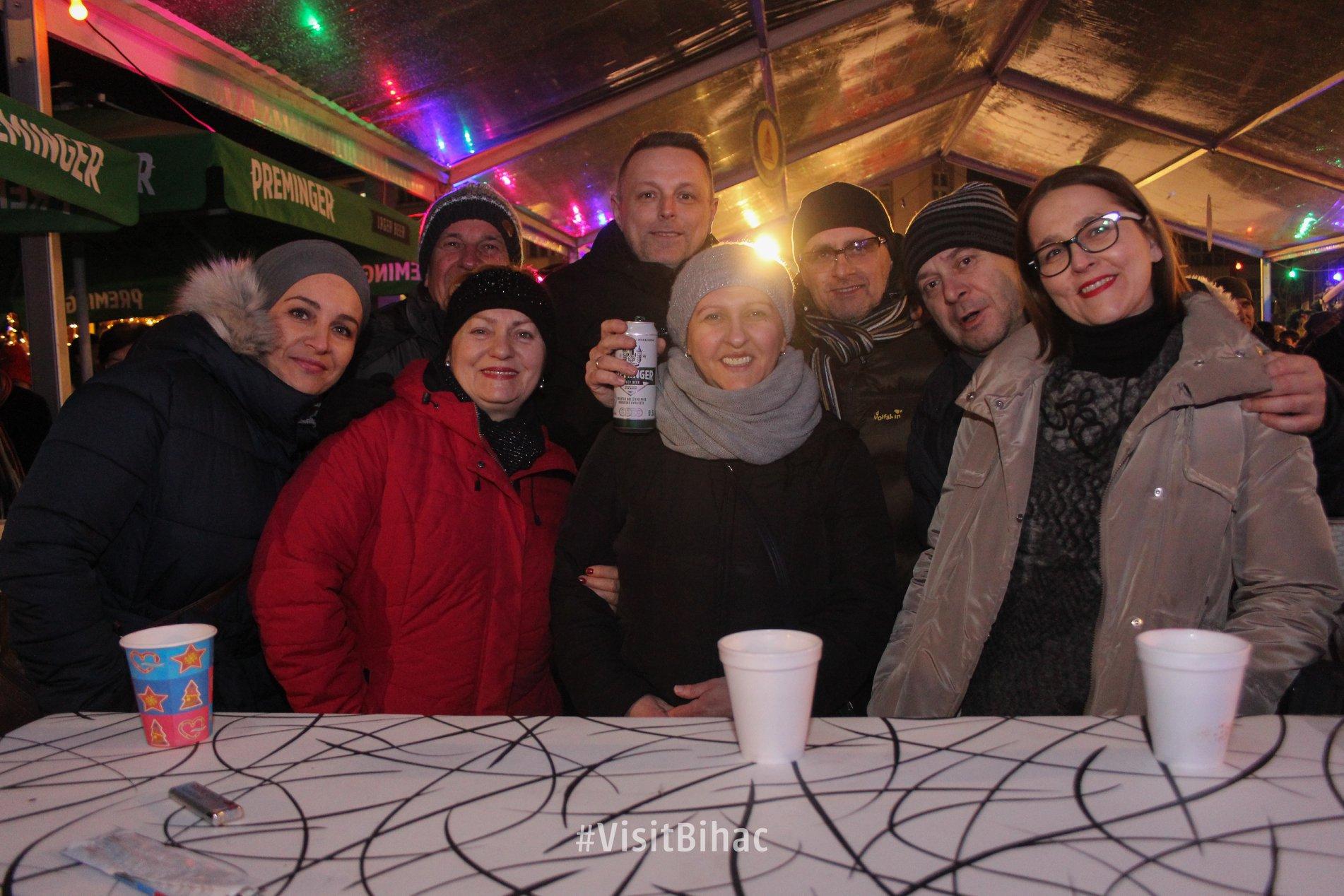 Završna noć u Winter parku