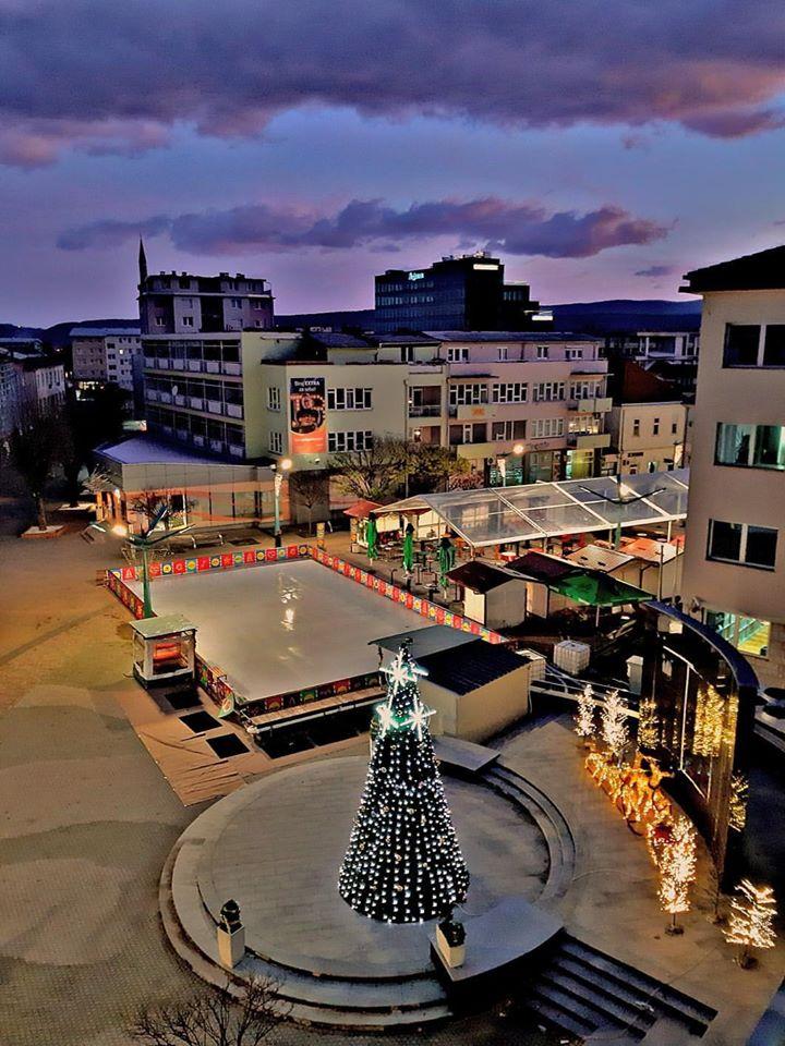 Završen treći Winter park u Bihaću